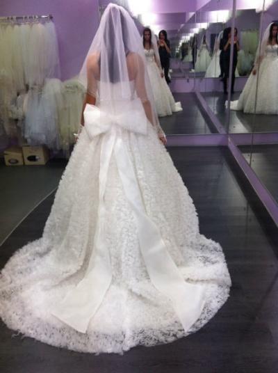 Продам свадебное платье в Хабаровске.